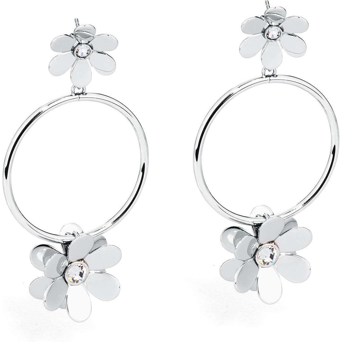ear-rings woman jewellery Brosway Jardin BJR21