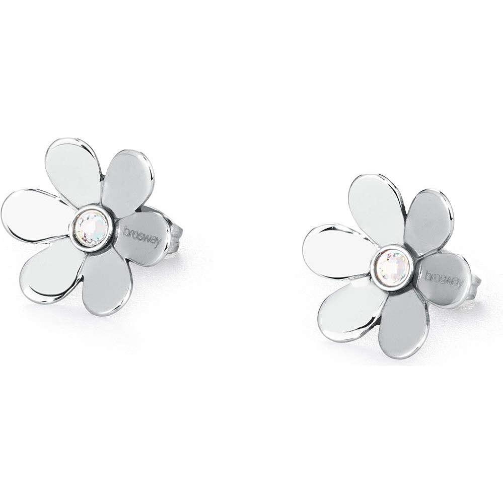 ear-rings woman jewellery Brosway Jardin BJR22