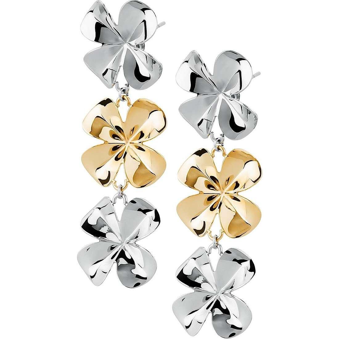 ear-rings woman jewellery Brosway Jasmine BJN22