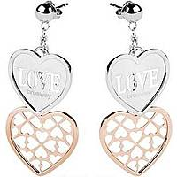 ear-rings woman jewellery Brosway Lovecharm BLH01