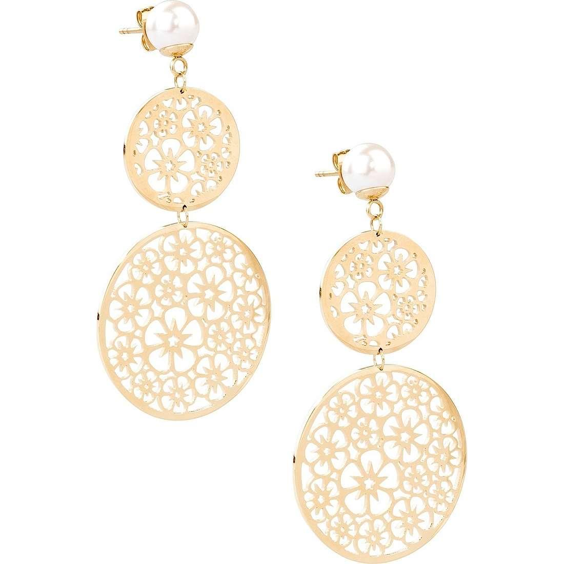 ear-rings woman jewellery Brosway Mademoiselle BIS21