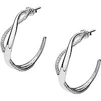 ear-rings woman jewellery Brosway Mini Ribbon BBN23