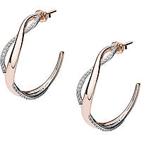 ear-rings woman jewellery Brosway Mini Ribbon BBN24
