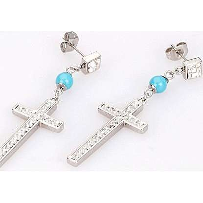 ear-rings woman jewellery Brosway Soul BSL22