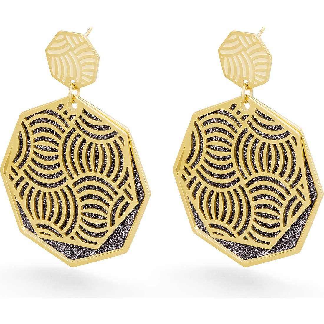 ear-rings woman jewellery Brosway Spirit BPR22