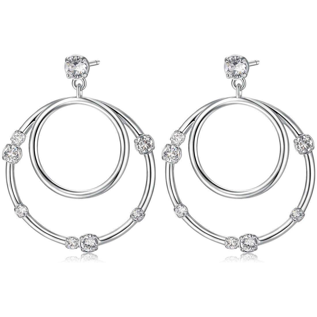 ear-rings woman jewellery Brosway Sun BUN22