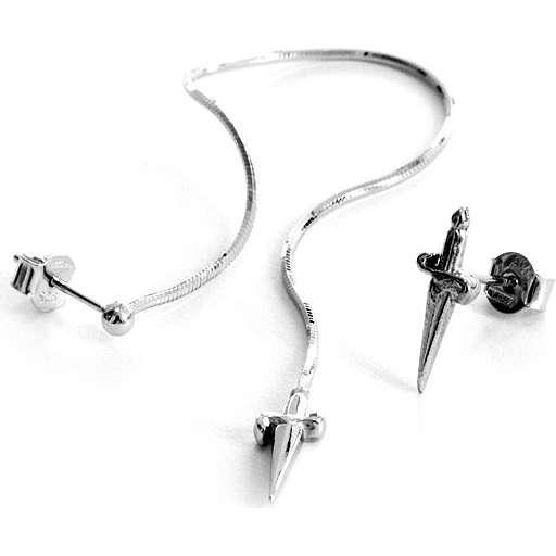 ear-rings woman jewellery Cesare Paciotti JPOR0061B