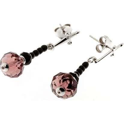 ear-rings woman jewellery Cesare Paciotti JPOR0759B