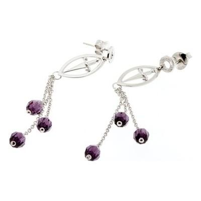 ear-rings woman jewellery Cesare Paciotti JPOR0762B