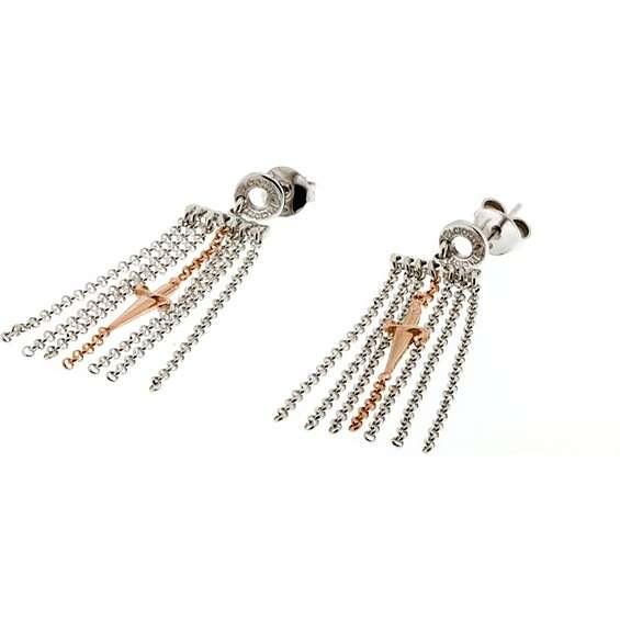 ear-rings woman jewellery Cesare Paciotti JPOR0765B