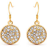 ear-rings woman jewellery Chrysalis Buona Fortuna CRET0104GP