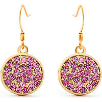 ear-rings woman jewellery Chrysalis Buona Fortuna CRET0110GP