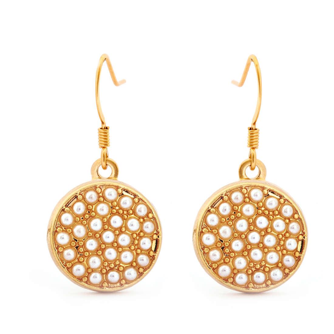 ear-rings woman jewellery Chrysalis CRET0106GP