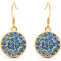 ear-rings woman jewellery Chrysalis CRET0109GP