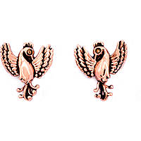 ear-rings woman jewellery Chrysalis Incantata CRET0202RG
