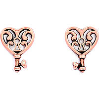 ear-rings woman jewellery Chrysalis Incantata CRET0203RG