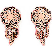 ear-rings woman jewellery Chrysalis Incantata CRET0208RG