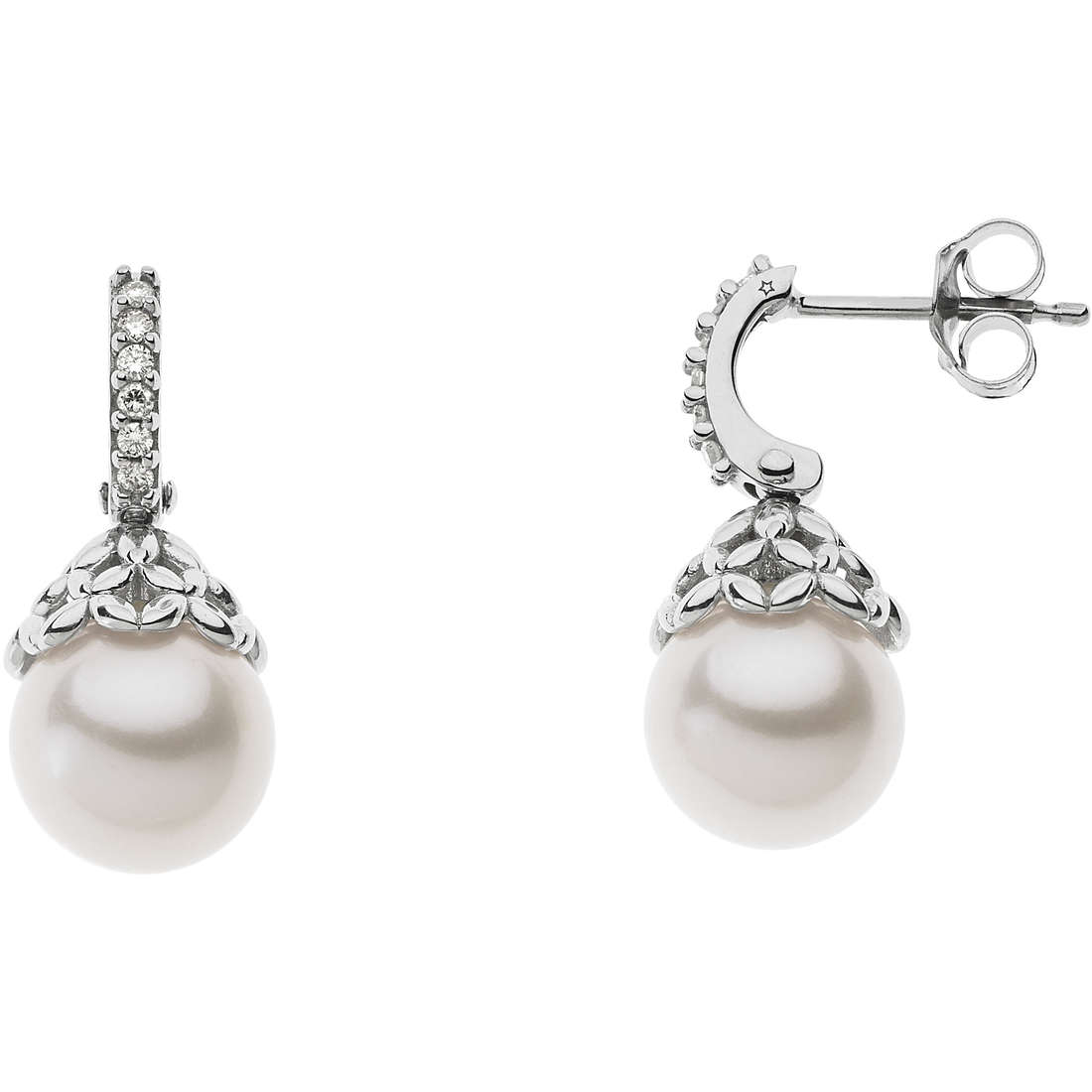 ear-rings woman jewellery Comete Candore ORP 589