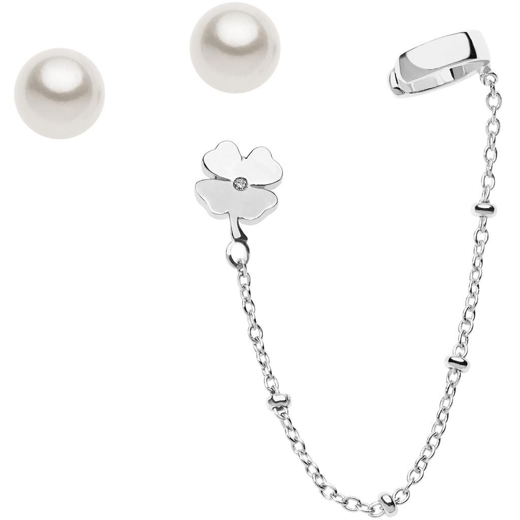 ear-rings woman jewellery Comete Cherie ORP 614