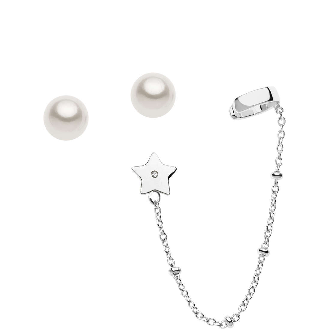 ear-rings woman jewellery Comete Cherie ORP 625