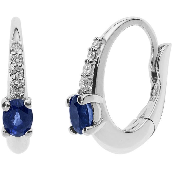ear-rings woman jewellery Comete Colore ORB 791