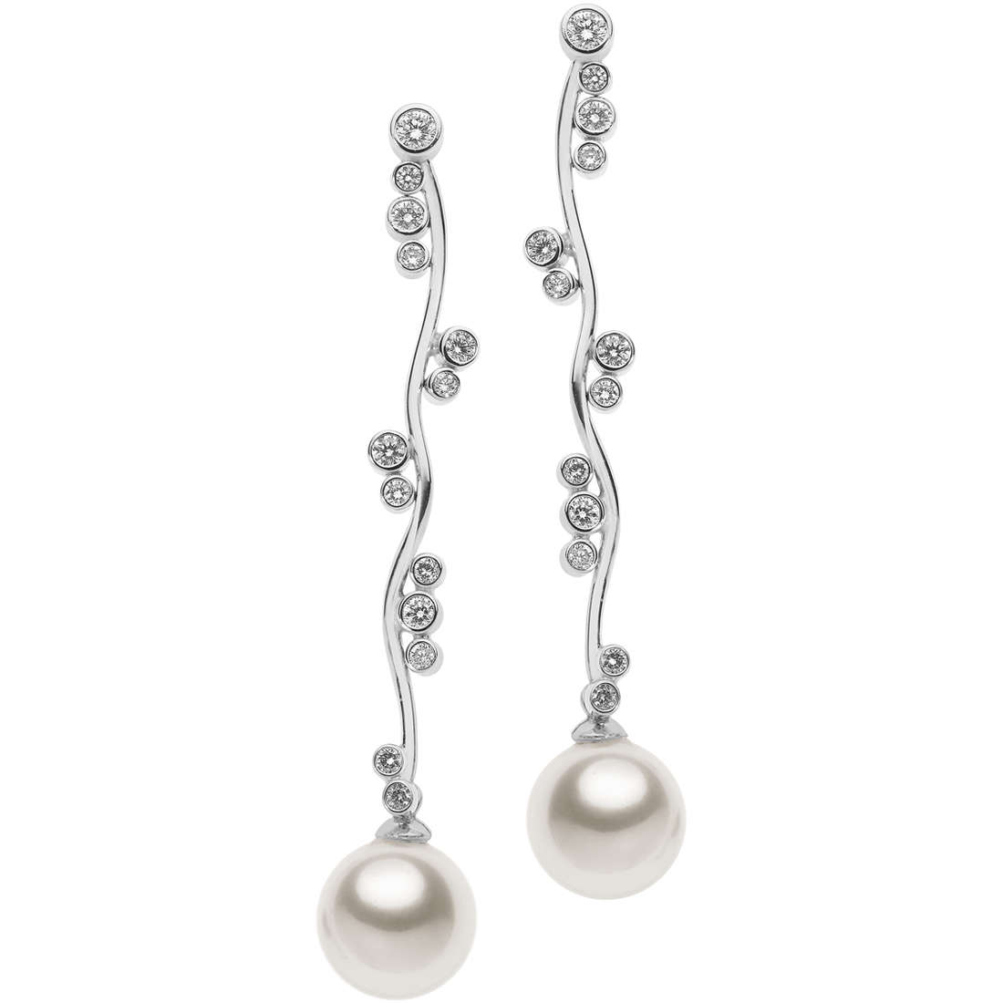 ear-rings woman jewellery Comete Coriandoli ORP 639