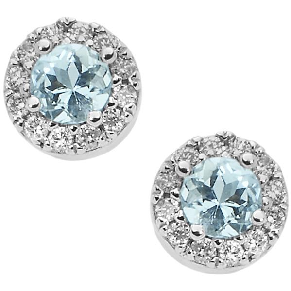 ear-rings woman jewellery Comete Fantasia Di Acquamarina ORQ 226