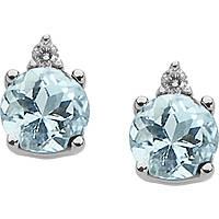 ear-rings woman jewellery Comete Fantasia Di Acquamarina ORQ 229