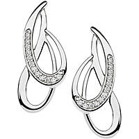 ear-rings woman jewellery Comete Fantasie di diamanti ORB 733