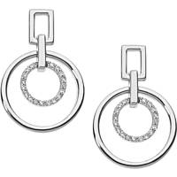 ear-rings woman jewellery Comete Fantasie di diamanti ORB 849