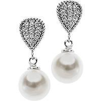 ear-rings woman jewellery Comete Fantasie di diamanti ORP 578
