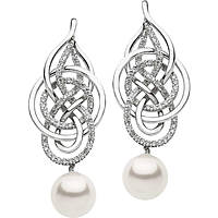 ear-rings woman jewellery Comete Fantasie di perle ORP 597