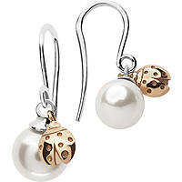 ear-rings woman jewellery Comete Fantasie di perle ORP 602