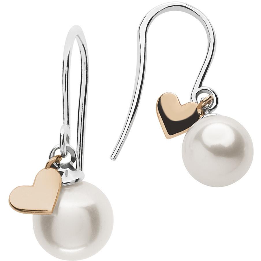 ear-rings woman jewellery Comete Fantasie di perle ORP 604