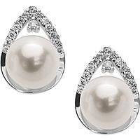 ear-rings woman jewellery Comete Fantasie di perle ORP 661