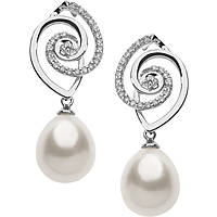 ear-rings woman jewellery Comete Fantasie di perle ORP 668