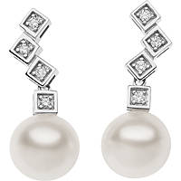 ear-rings woman jewellery Comete Fantasie di perle ORP 675