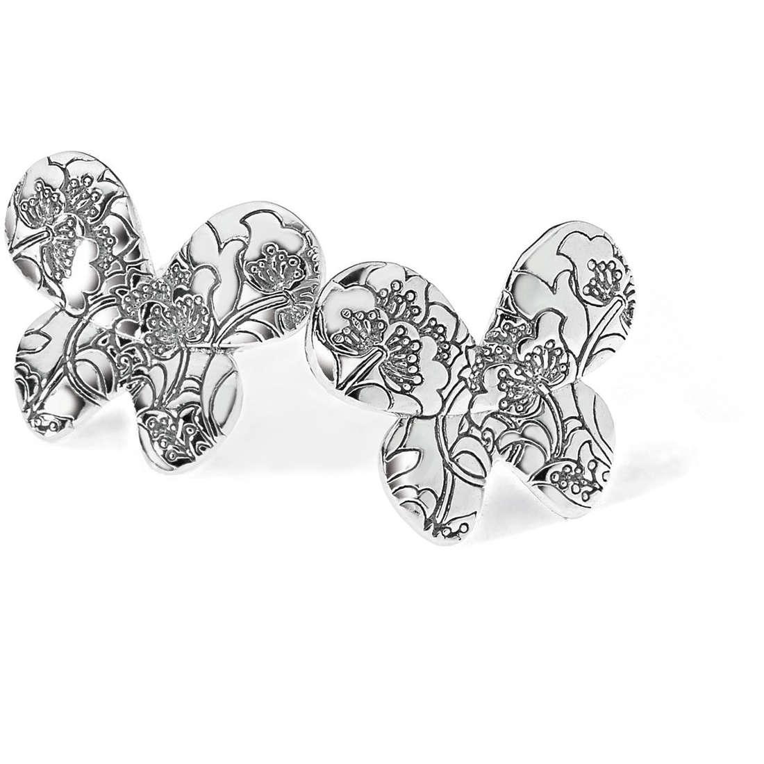 ear-rings woman jewellery Comete Farfalle ORA 105