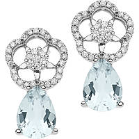 ear-rings woman jewellery Comete Fiore ORQ 230