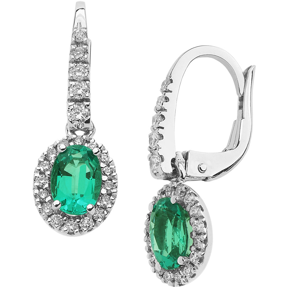 ear-rings woman jewellery Comete Ginevra ORB 836