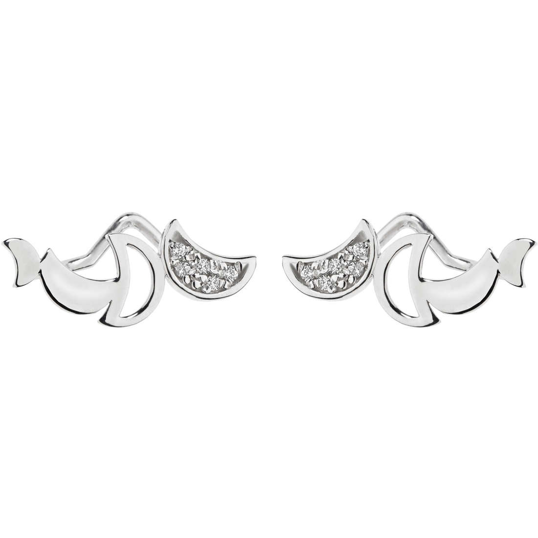 ear-rings woman jewellery Comete Happy ORB 732