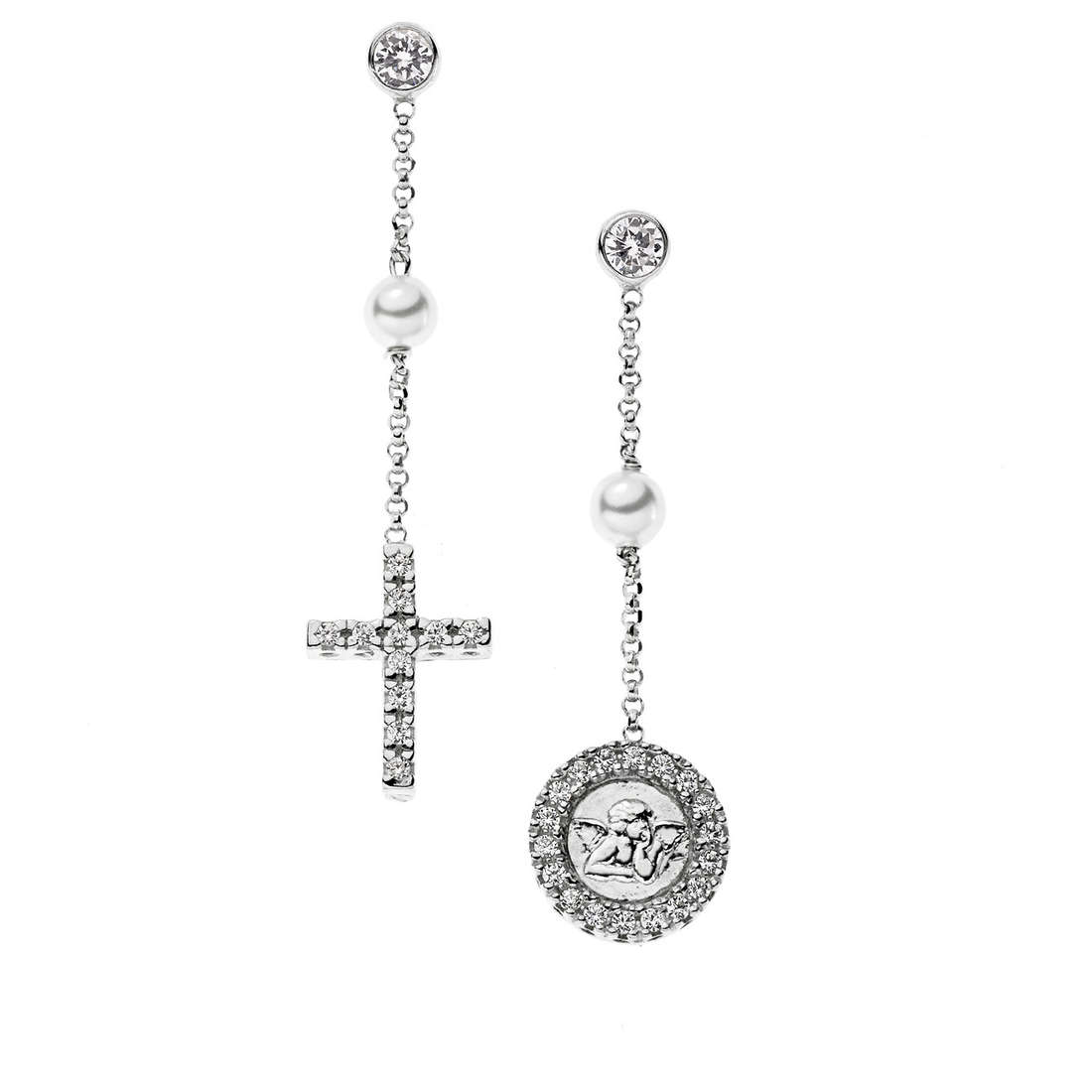 ear-rings woman jewellery Comete Holy ORA 102