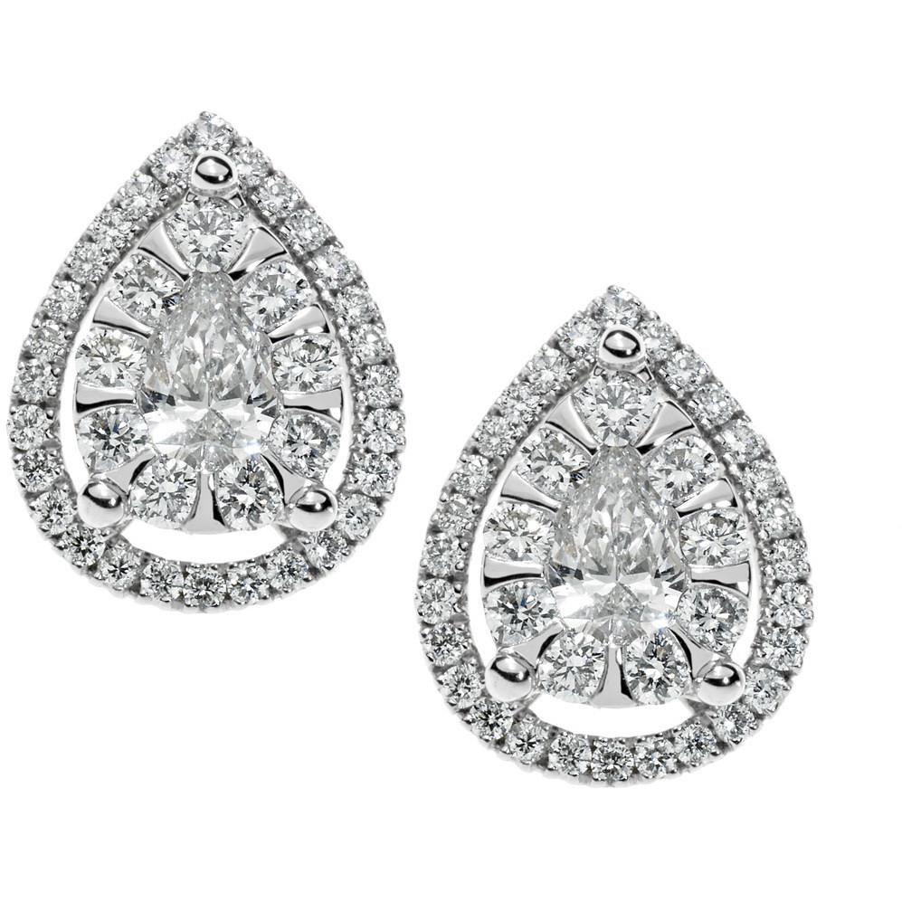 ear-rings woman jewellery Comete Lumiere ORB 722