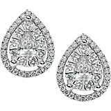 ear-rings woman jewellery Comete Lumiere ORB 722