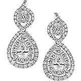 ear-rings woman jewellery Comete Lumiere ORB 724