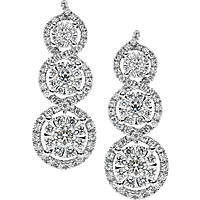 ear-rings woman jewellery Comete Lumiere ORB 725