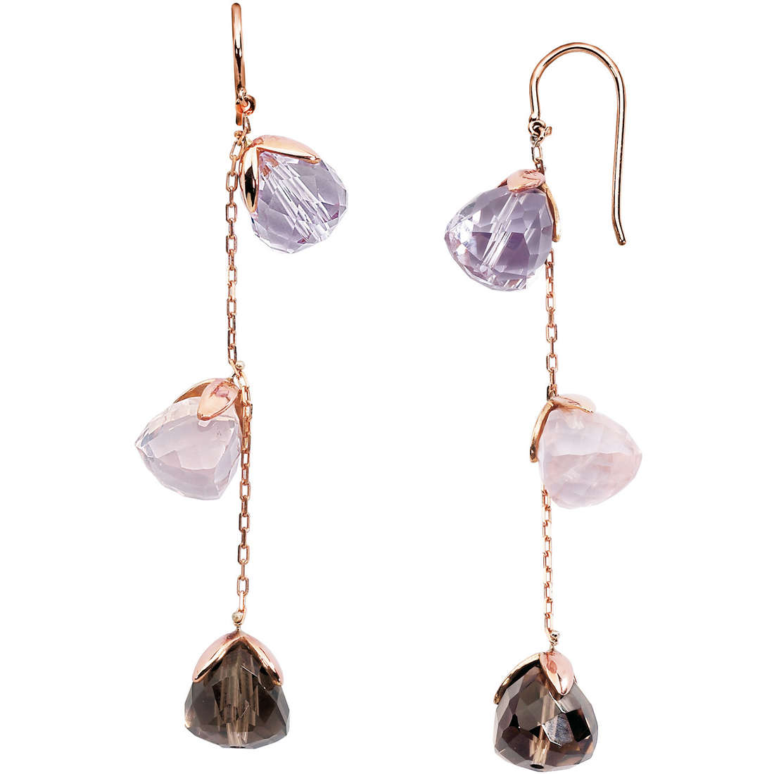 ear-rings woman jewellery Comete ORB 387