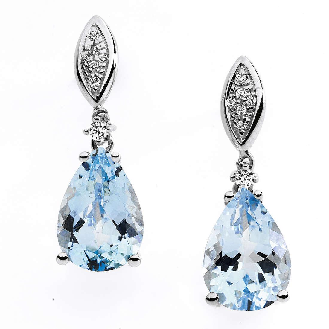 ear-rings woman jewellery Comete ORQ 203