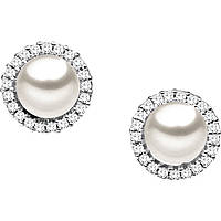 ear-rings woman jewellery Comete Perla ORP 466