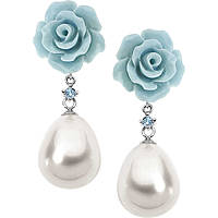 ear-rings woman jewellery Comete Perla ORP 540